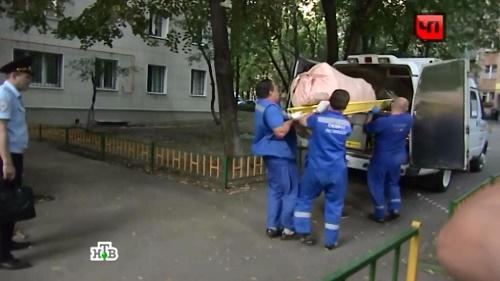 Тело Андрея Рыбакина