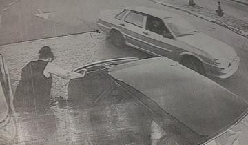 Автомобиль преступников GTA