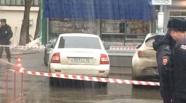 Автомобилем убийц Немцова оказалась LADA Priora с номерами, зарегистрированными в Ингушетии