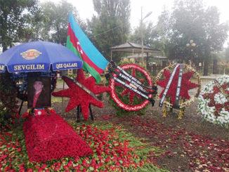 Могила Ровшана Джаниева