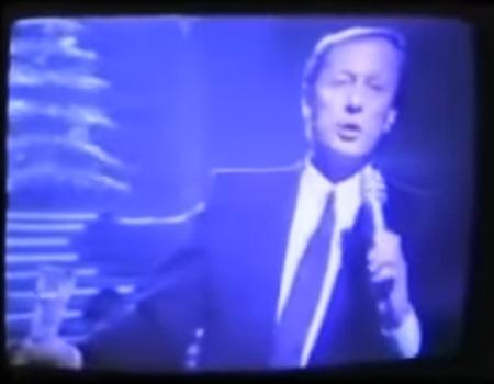 Поздравление Задорнова в новогоднюю ночь 1991 года