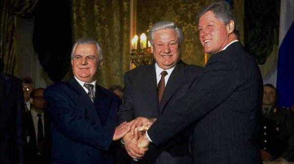 Будапештский меморандум 1994 года