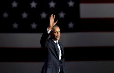 Письмо Обамы следующему президенту США. Полный текст