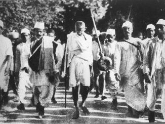 Зачем Ганди приехал в Данди