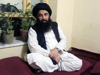 Саид Мохаммад Акбар Ага - один из лидеров «Талибана»
