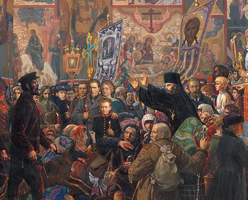 Пора Отказаться от Табу на Еврейскую Тему