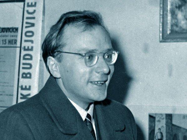 Писатель Анатолий Кузнецов