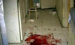 Мандачский наркоман уронил на беременную жену холодильник, а потом застрелился