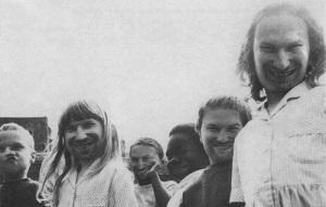 Весеннее обострение — 2014. Число счастливых россиян достигло исторического максимума