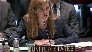 Выступление Саманты Пауэр, постоянного представителя США при ООН, на заседании Совета Безопасности по Украине, 18 июля