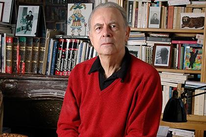 Лауреат Нобелевской премии по литературе 2014 года, Патрик Модиано. Биография. Фото