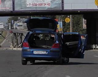 В багажнике машины попавшей в ДТП нашли труп