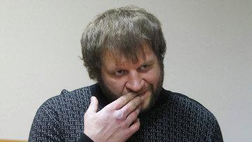 Приговор Александру Емельяненко