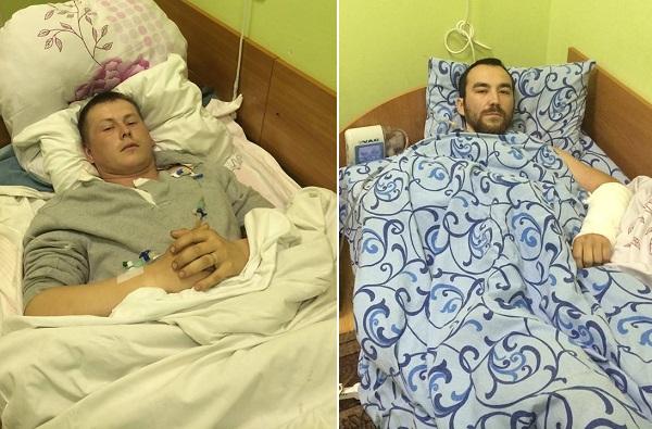 Как взяли в плен российских спецназовцев 16 мая под Счастьем