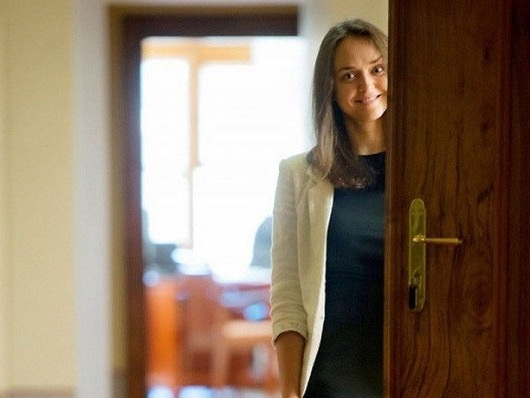Эстонская прокурорша Кати Рейтсак5