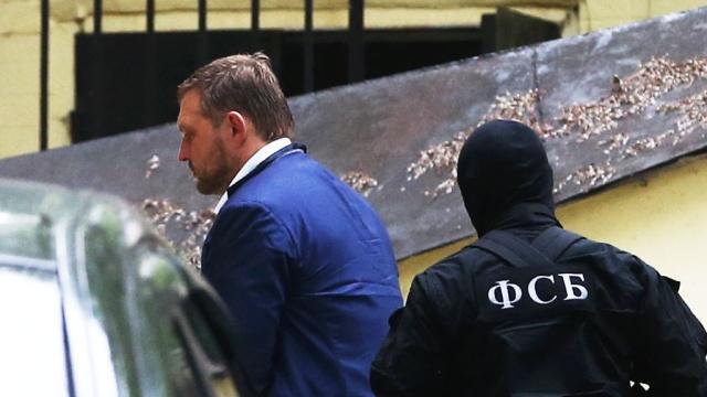 Подробности ареста Никиты Белых