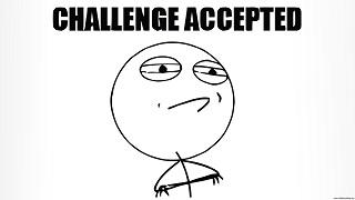 Что такое челлендж?