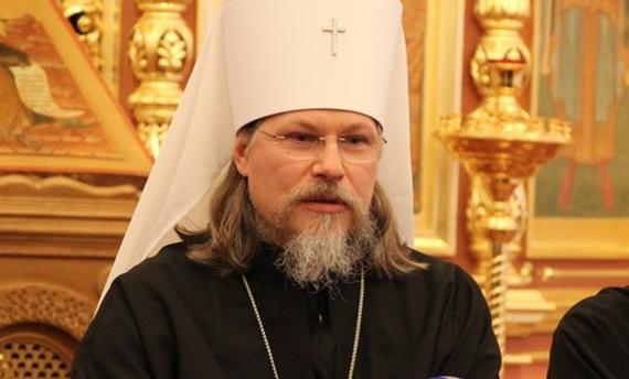 Митрополит Рязанский Марк