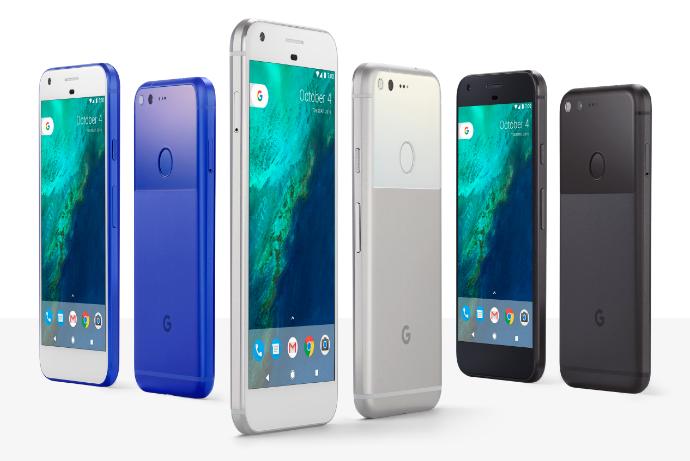 Гуглофоны Google Pixel