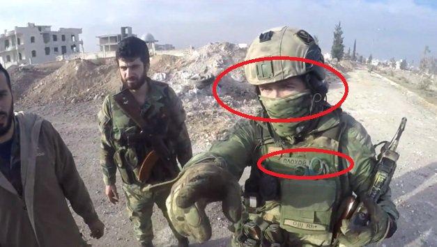 Cреди бойцов ливанской «Хэзбаллы» засветился российский спецназ. Видео