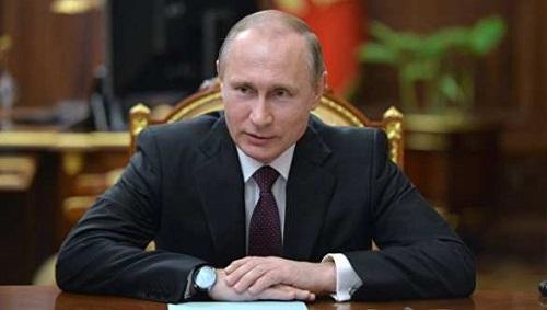 Полный текст заявления Путина в ответ на высылку российских дипломатов
