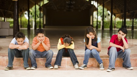 Почему детям скучно?