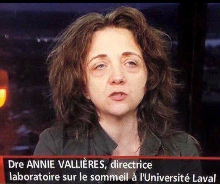 Анни Валье (Annie Vallières)