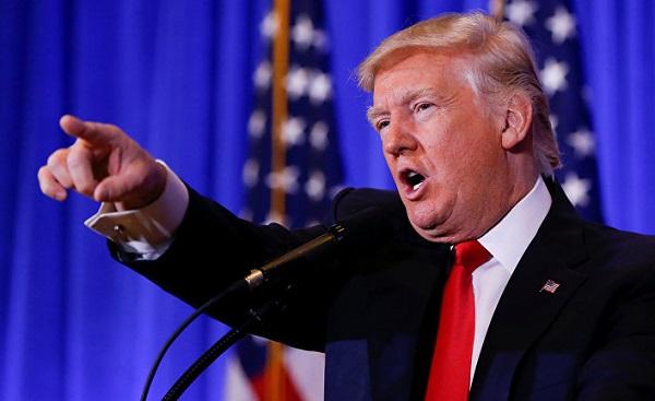 Первая пресс-конференция Дональда Трампа. Полный текст
