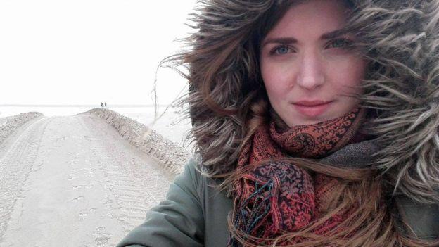 Интервью автора «Ждуна» Маргрит ван Брифорт для BBC