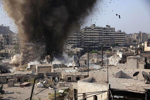 Доклад о действиях России при осаде Алеппо — «Разрушение Алеппо» («Breaking Aleppo»). Полный текст