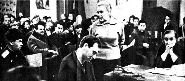 Запись суда над Бродским, сделанная писательницей Фридой Вигдоровой. Полный текст