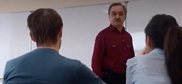 Расшифровка разговора преподавателя Томского университета Николая Пичкурова со студентами