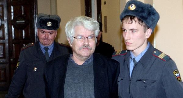 Неопубликованное интервью с Николаем Андрущенко. 2011 год