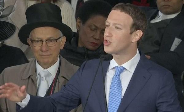 Гарвардская речь Марка Цукерберга 25 мая 2017 года. Перевод полного текста