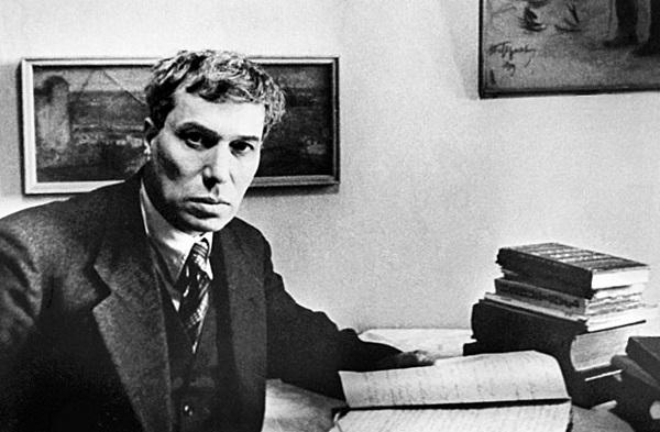 Письмо Бориса Пастернака — Варламу Шаламову