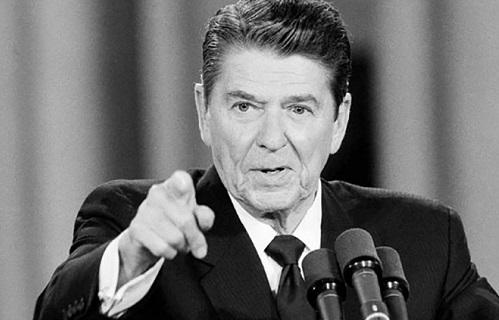 «Берлинская речь» Рональда Рейгана. Полный текст