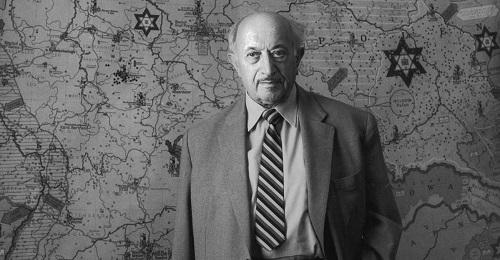 Интервью с охотником на нацистов Симоном Визенталем