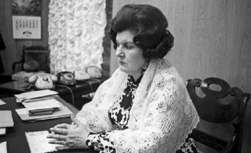 Наталья Петровна Бехтерева