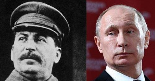 Путин и шнурки на ботинках Сталина. Александр Проханов