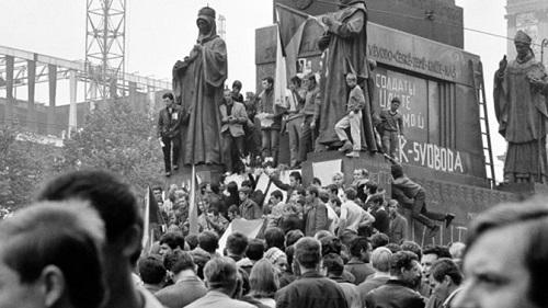 Чехословакия должна быть благодарна СССР за 1968 год: история «пражской весны». Полный текст статьи