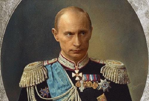 Почему Путин пытается походить на Александра lll