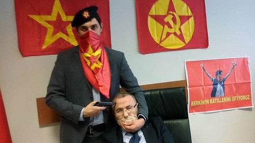 Турецкие коммунисты DHKP/C