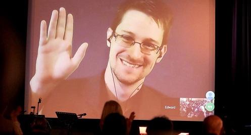 Где сейчас Сноуден? Декабрь 2017 г.