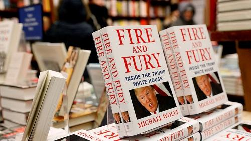 О чем книга «Огонь и ярость»?