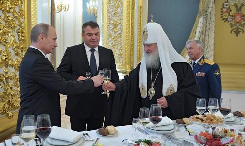 Статья Плужникова о патриархе Кирилле