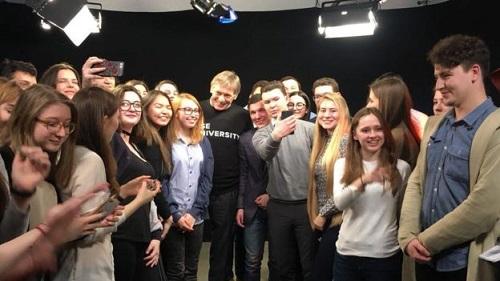 Выступление Пескова перед студентами ВШЭ. Расшифровка с небольшими сокращениями