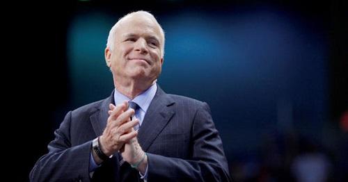 Прощальное письмо Джона Маккейна.  Полный текст