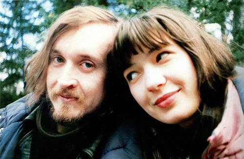 Егор Летов и Наталья Чумакова