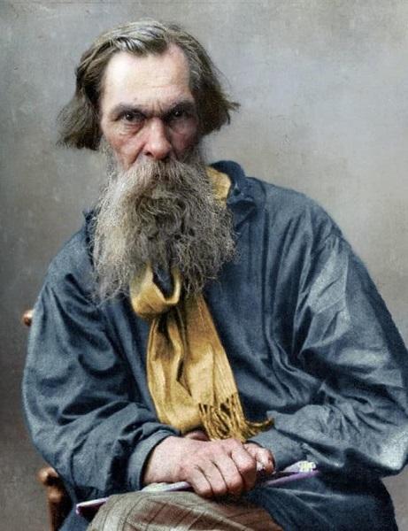 портрет Саврасова