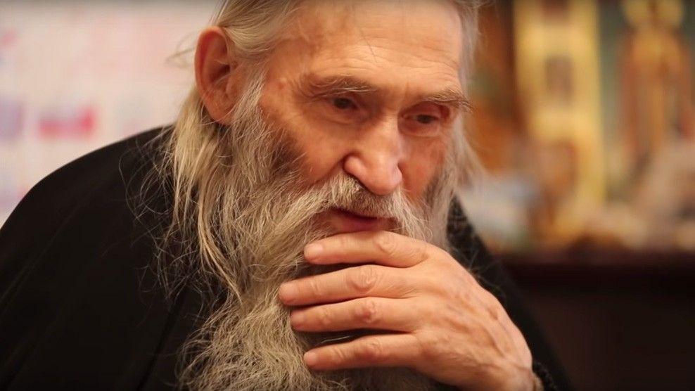 Кремлевский старец Илий (Алексей Ноздрин). Биография. Фото